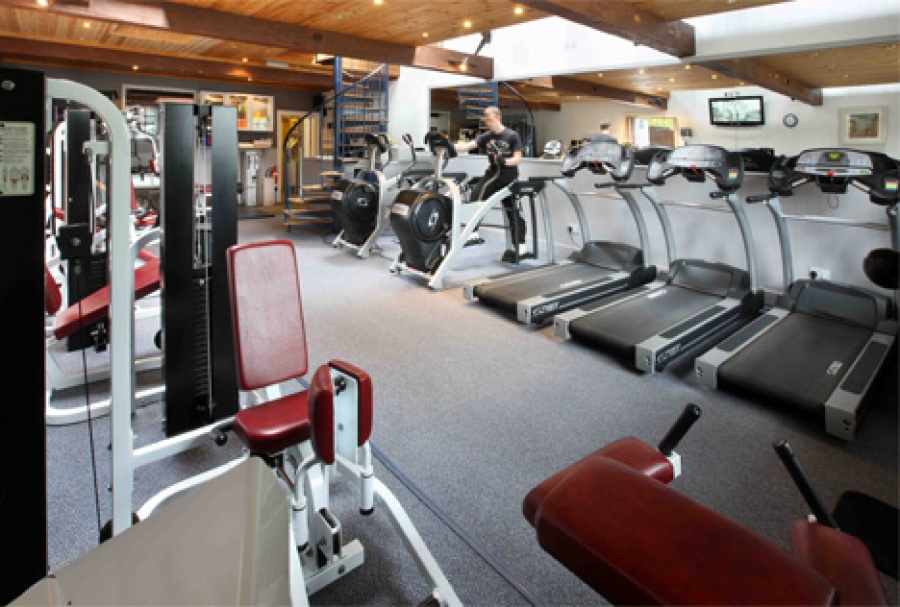 Leisure facilities on site