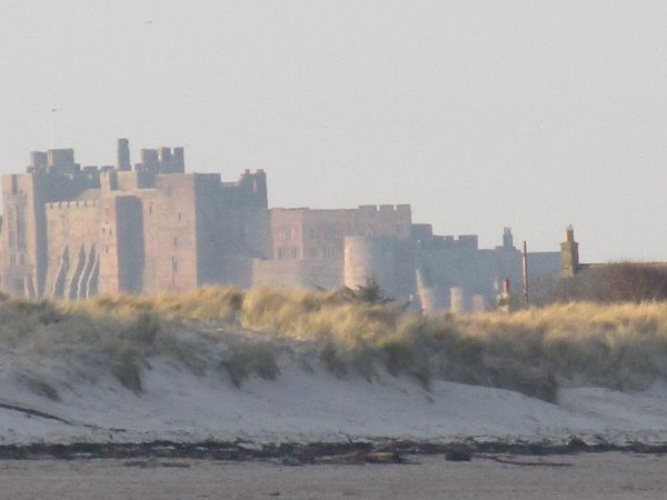 Guided Walks Bamburgh