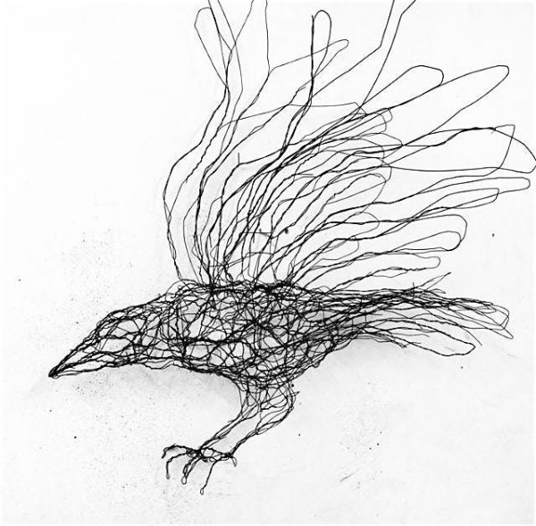 WIRE SCULPTURE WORKSHOP WITH ZOE ROBINSON