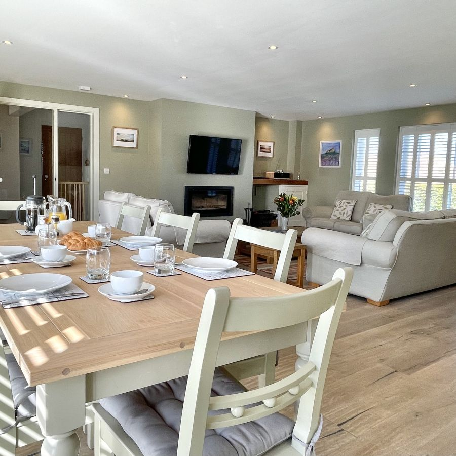 Waterford open plan Living & Dining