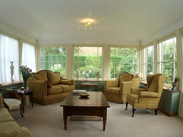 West Acre House - Lounge