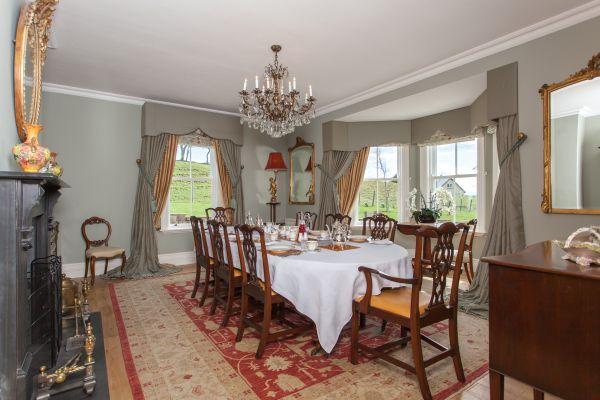 Manor Dining Room