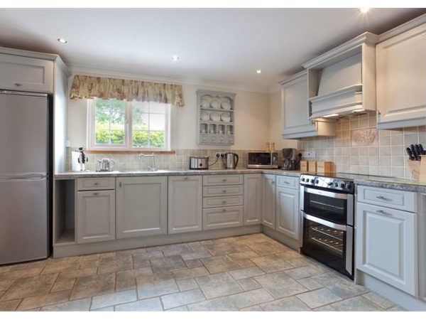 West Longridge Cottage Kitchen