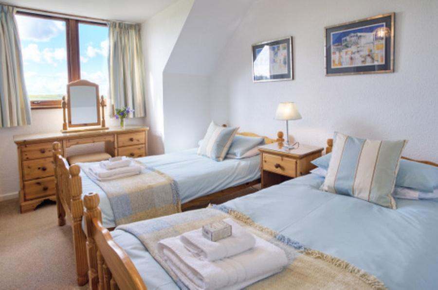 Shepherds Cottage bedroom