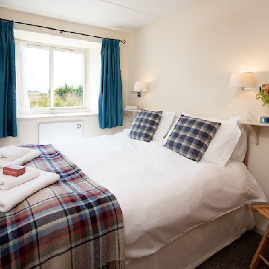 Till Cottage bedroom