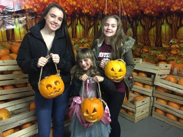 Programme of Events - Halloween Spooktacular
