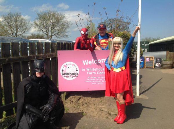 Programme of Events - Superhero Weekend