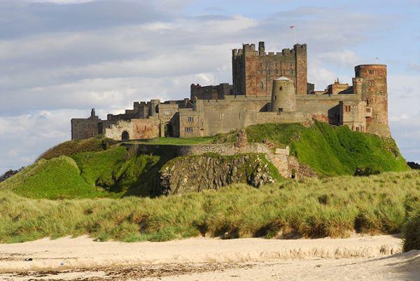 Bamburgh, Castles of the Coast