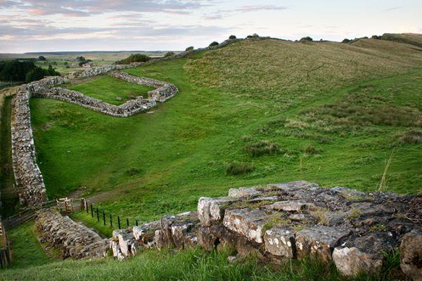 Cawfields, Hadrian's Wall
