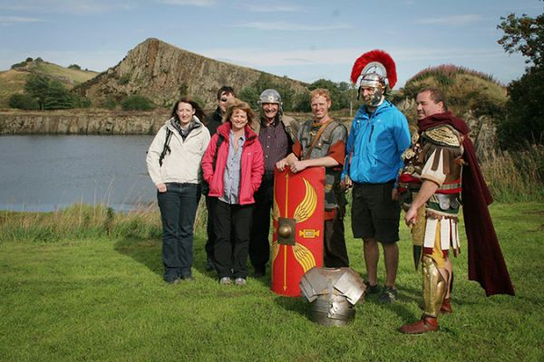 Group Tours of Hadrian's Wall
