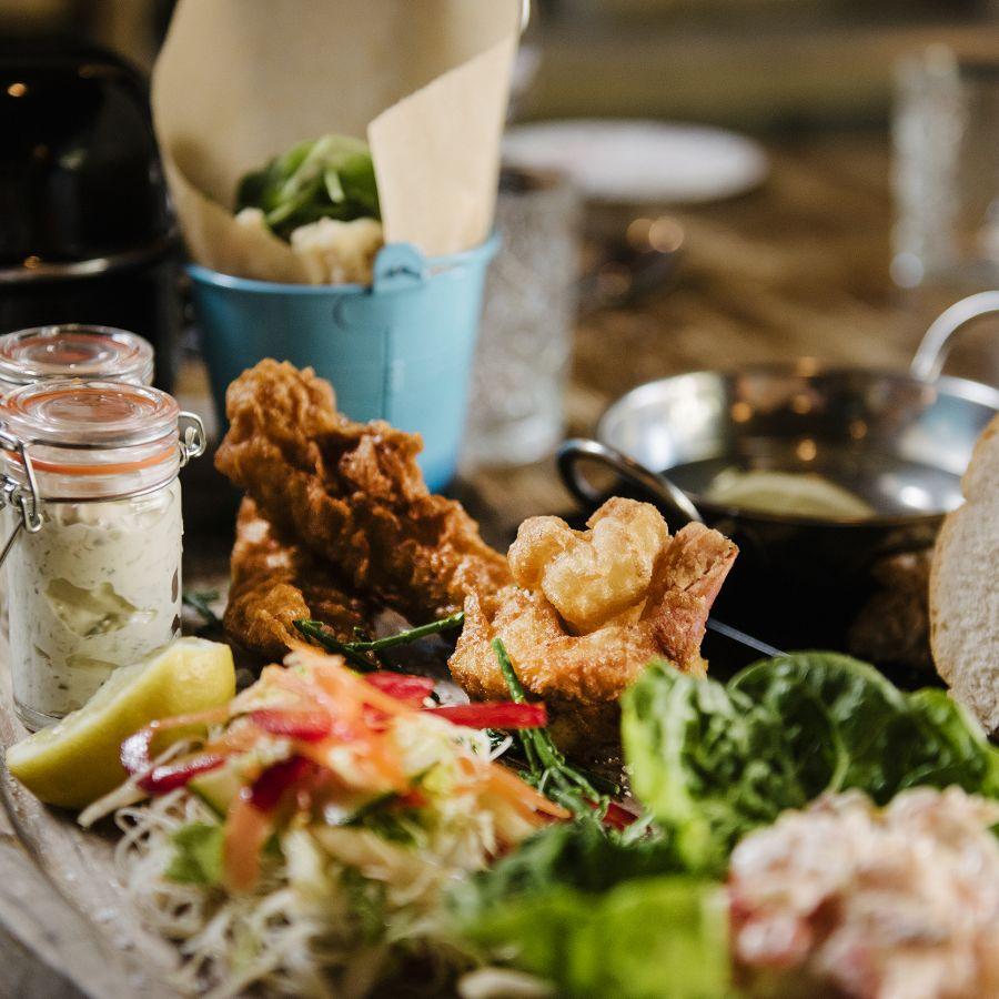 Food in William de Percy
