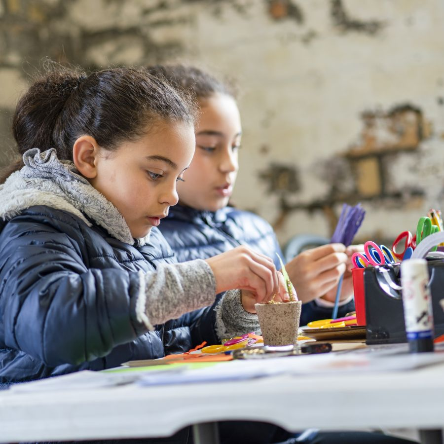 Family activities at Woodhorn Museum