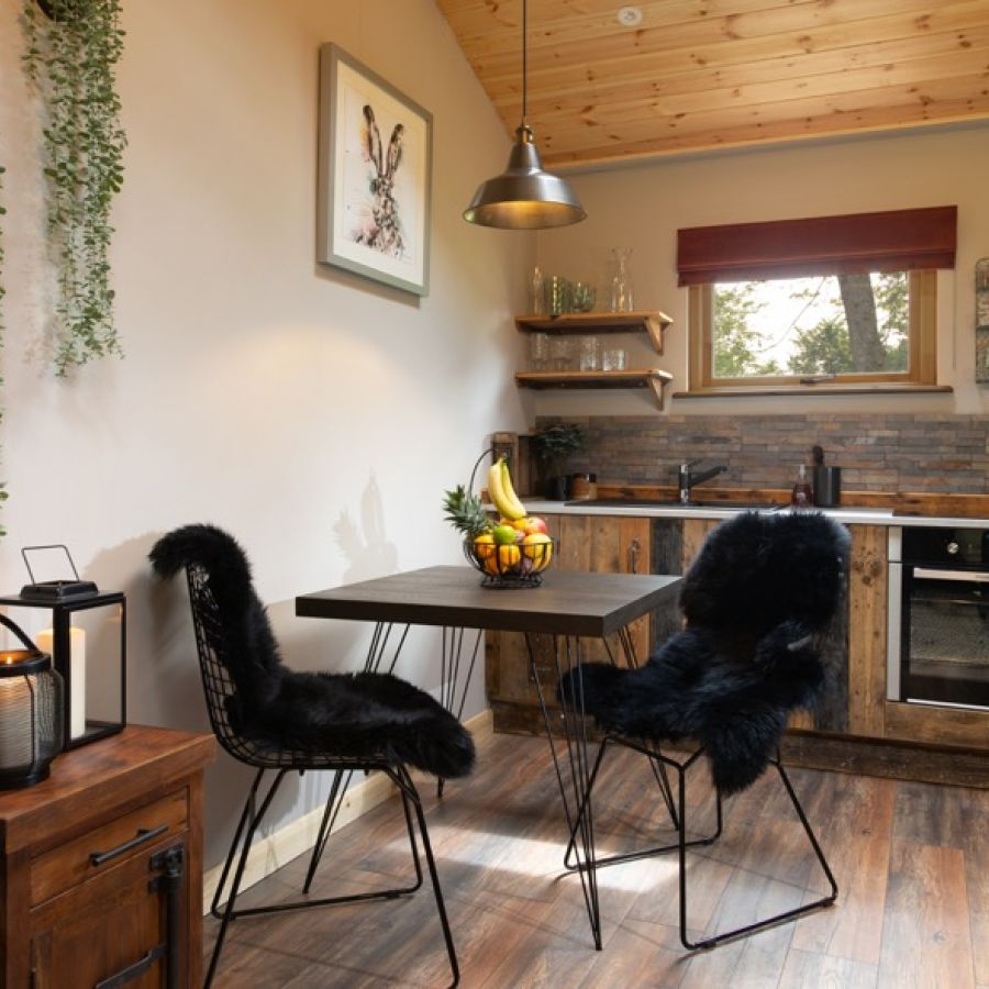 Crofter's kitchen