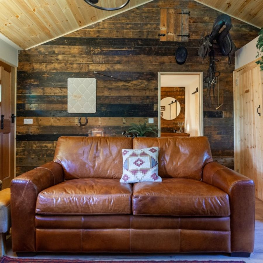 Saddler's Sofa