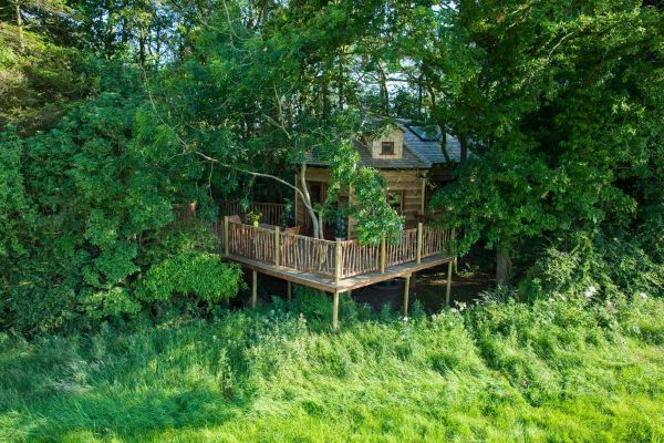 The Treehouse external