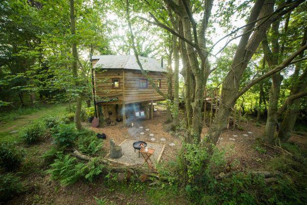 Woodland Chase Glamping | Glamping in Felton | Visit
