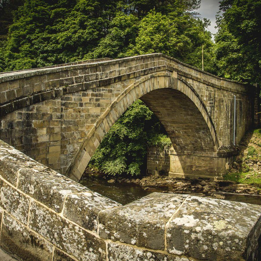 Featherstone bridge