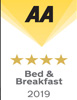 AA Gold B&B Award 2019