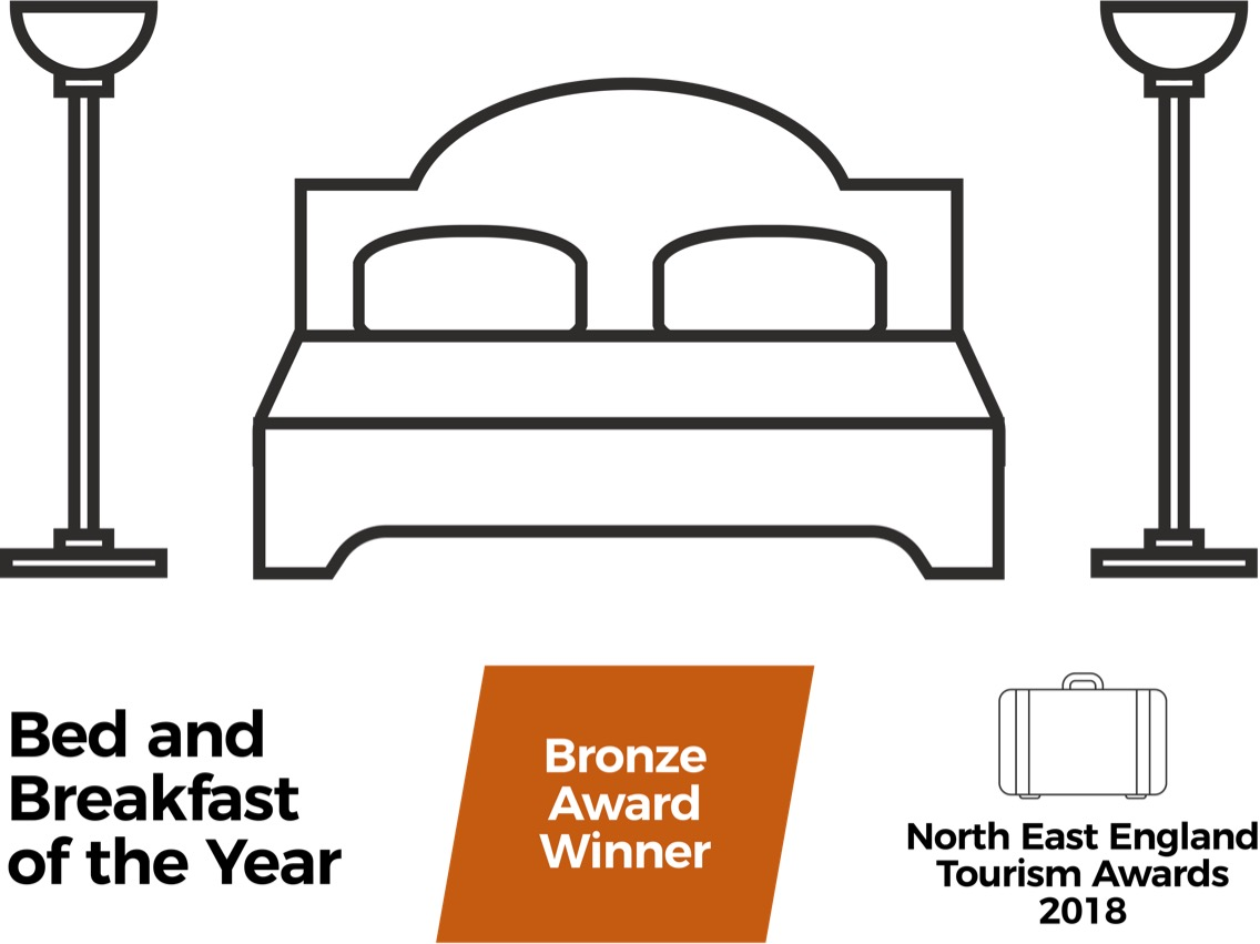 B&B of the Year 2018 - Bronze