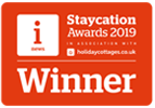 Staycation Self Catering 2019 Self Catering Winner