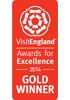 VisitEngland Gold 2014