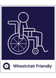 QIT Wheelchair Friendly