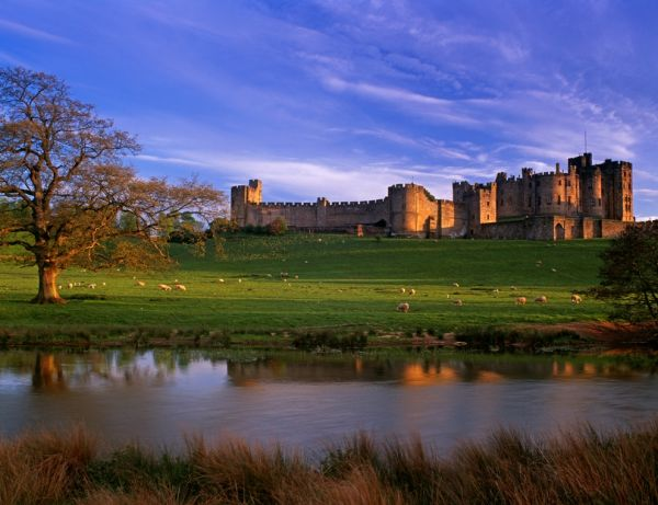 3 iconic TV and film sites in Northumberland
