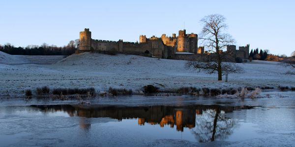 Beat the blues with a winter weekend in Northumberland