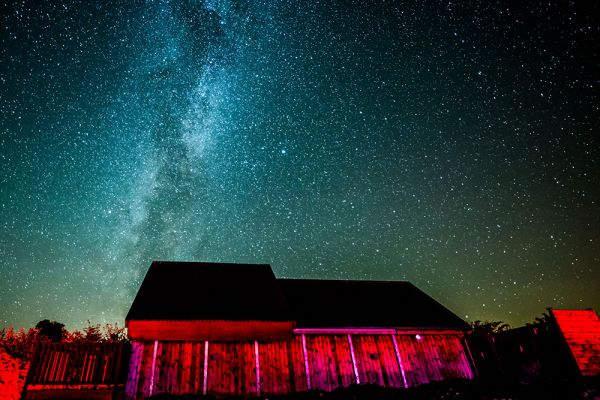 A beginner's guide to discovering Northumberland's night skies