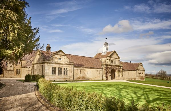 My Luxury Stay in Hiker's Heaven - Chesters Stables at Walwick Hall