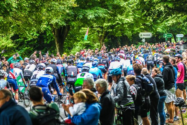 The Best Spots for Watching Tour of Britain in Northumberland
