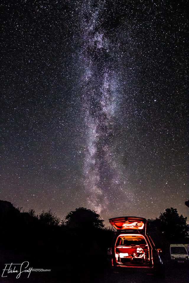 Where to Stargaze in Northumberland