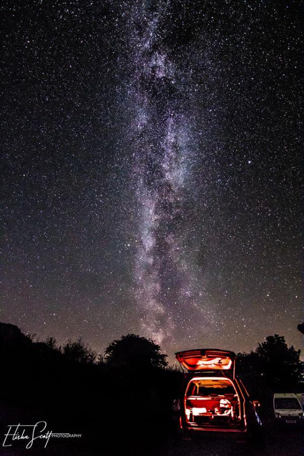 Where to Stargaze in Northumberland