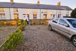Private parking for 2 cars is near Villages in Time Guided Walks Bamburgh, Beadnell and Seahouses