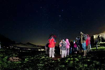 Cawfields Stargazing