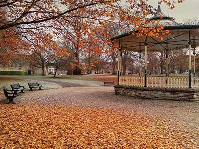 Hexham Abbey Grounds