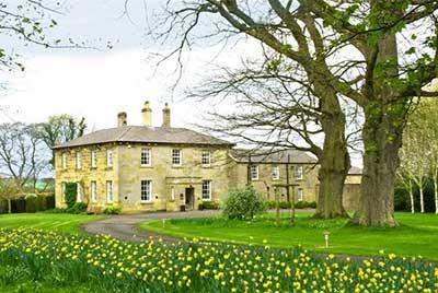 Chatton Park House
