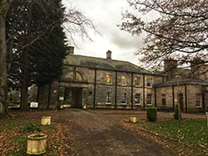 Doxford Hall Exterior