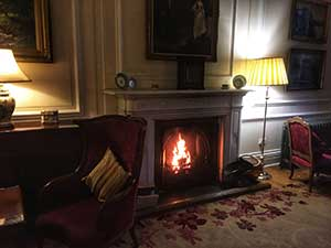 Doxford Hall Fireplace