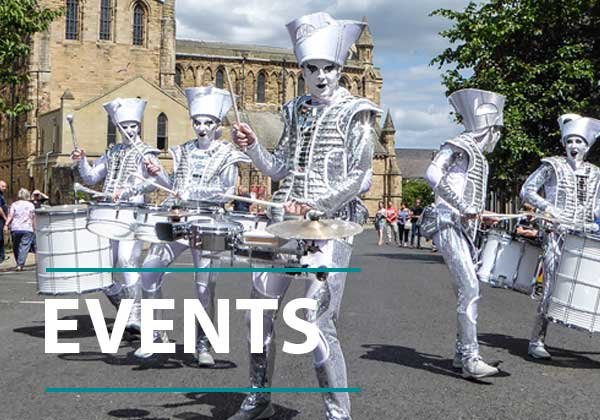 Best events in Northumberland
