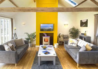 Win a lavish weekend stay at gold rated cottage