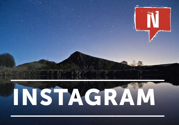 Follow Visit Northumberland on Instagram