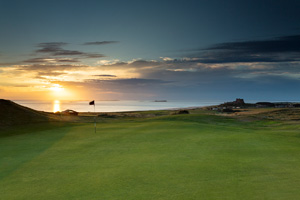 Links golf at its best