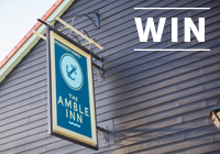 Win a two night stay at The Amble Inn