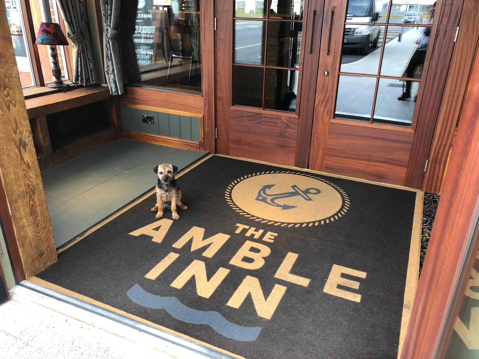 Rab at The Amble Inn
