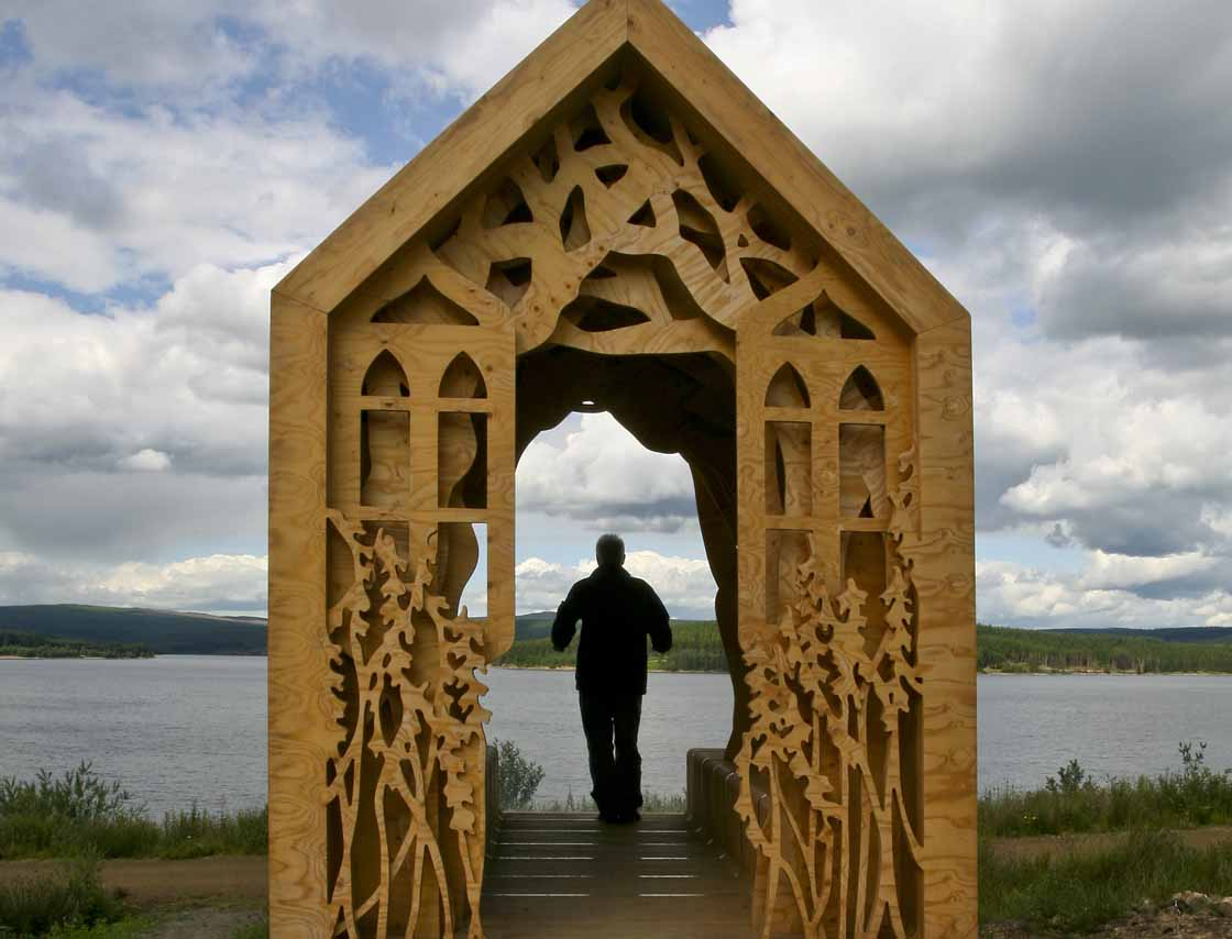 Kielder Freya's Cabin
