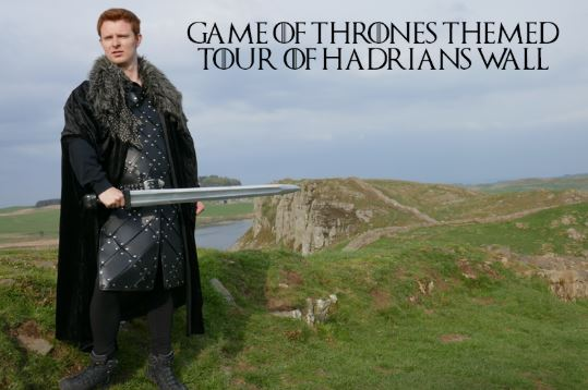 Game of Thrones Tour on Hadrian's Wall