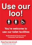 Use our loo scheme