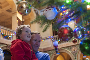 Christmas events in Northumberland