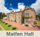 Matfen Hall Hotel | Tasty Trails